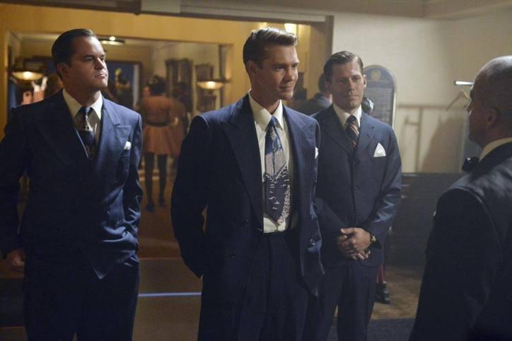 Crítica de Agent Carter: La protagonista se desenvuelve en un mundo muy machista donde intenta hacerse respetar.