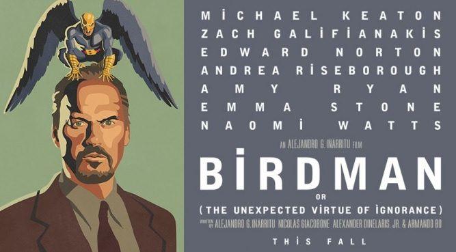 Birdman: Crítica
