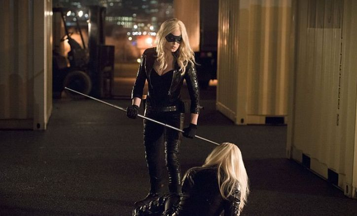 Arrow 3x13 Canaries