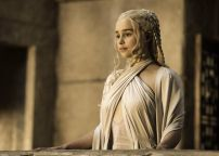 Daenerys Targaryen en la quinta temporada de Game of Thrones