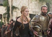 Cersei Lannister (2) en la quinta temporada de Game of Thrones