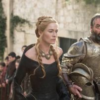 Cersei Lannister (2) en la quinta temporada de Game of Thrones