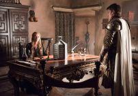 Cersei Lannister en la quinta temporada de Game of Thrones