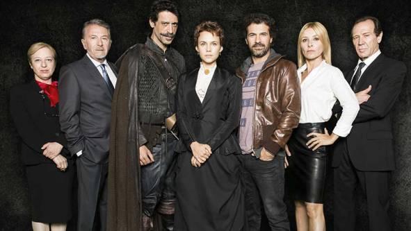 Personajes de El Ministerio del Tiempo (TVE)