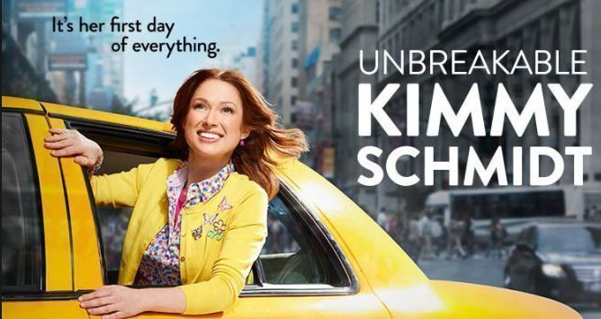 Crítica serie Unbreakable Kimmy Schmidt