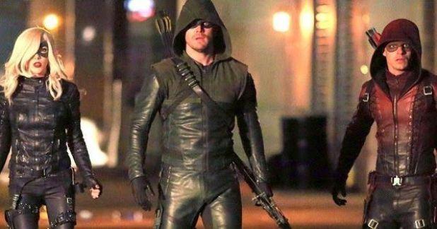 Arrow 3x18 Public Enemy