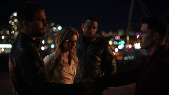 Arrow 3x19 Broken Arrow
