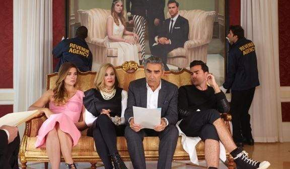 Serie Schitt's Creek (POP)