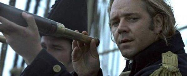 Las 10 MEJORES actuaciones de Russell Crowe - Master and Commander