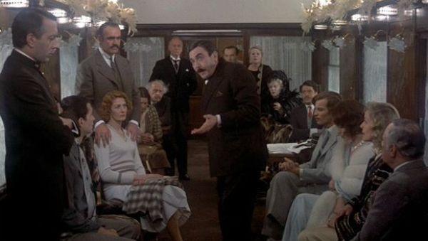 Las 10 MEJORES películas sobre TRENES - Asesinato en el Orient Express