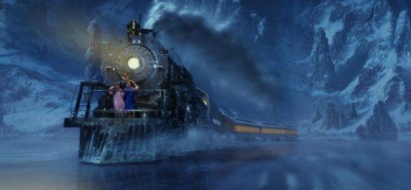 Las 10 MEJORES películas sobre TRENES - Polar Express