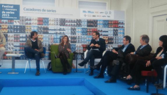 Presentación del Festival de Series 2015