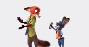 Lo nuevo de Disney se llama Zootopia