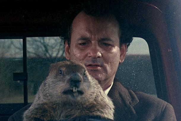 mejores-películas-viajes-en-el-tiempo-groundhog-day