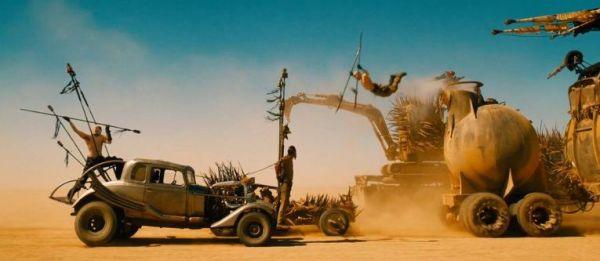 Las 10 MEJORES películas del 2015 - Mad Max Fury Road