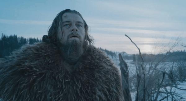 Los 10 MEJORES actores del 2015 - Leonardo DiCaprio