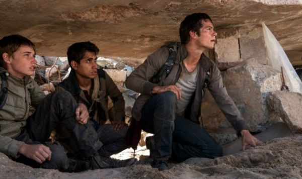 Las 10 PEORES películas del 2015 - Maze Runner: The Scorch Trials