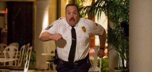 Las 10 PEORES películas del 2015 - Paul Blart: Mall Cop 2