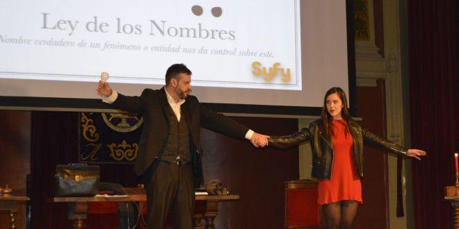 Presentación de The Magicians