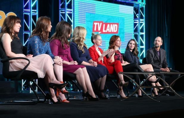 Winter TCA 2016 I: Panel de TVLand y Teachers.