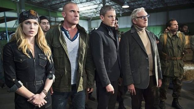 Audiencias USA: Legends of Tomorrow sigue fuerte