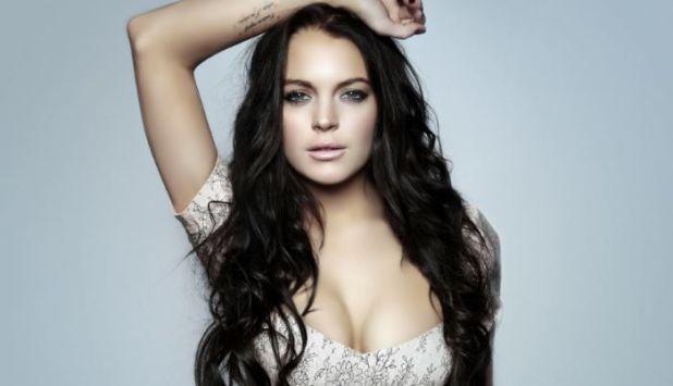 5 actrices para protagonizar la nueva Embrujadas - Lindsay Lohan