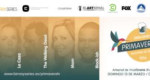 BirraSeries Málaga presenta la muestra televisiva PrimaveraTV