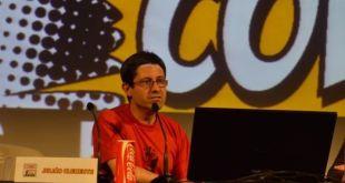 Entrevista a Julián Clemente (Comic Con Spain 2016)