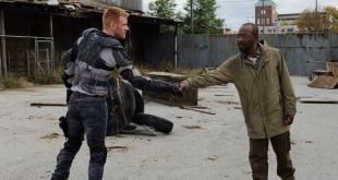 Imagen de la sexta temporada de The Walking Dead