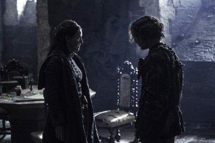Game of Thrones 6x04 Los hermano Greyjoy