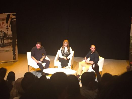 Christina Hendricks en Madrid - Presentación Hap and Leonard AMC