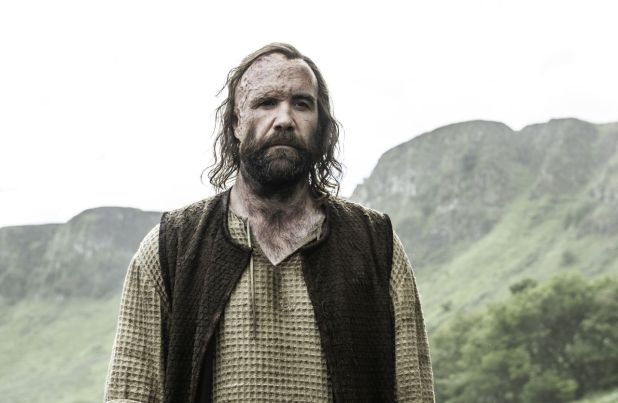 Game of Thrones 6x07 The Broken Man - El perro