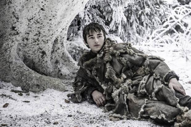 Game of Thrones 6x10 The Winds of Winter - Bran Stark