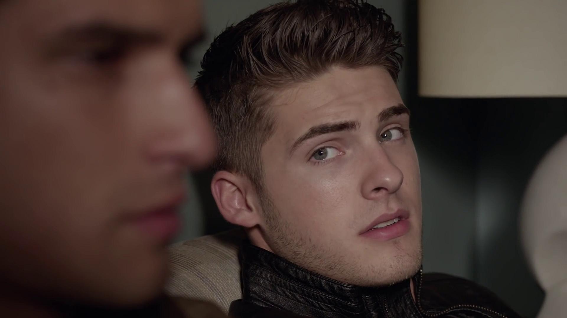 Cody Christian en la quinta temporada de Teen Wolf