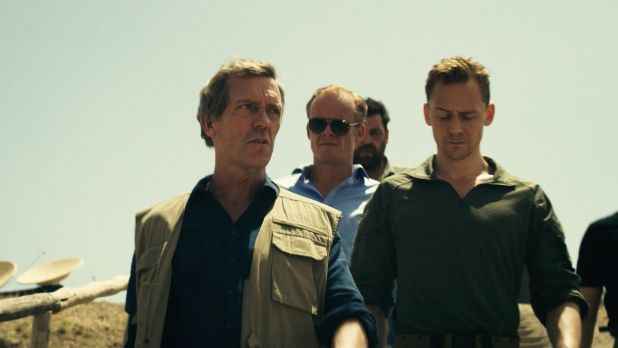 Campamento de 'The Night Manager'
