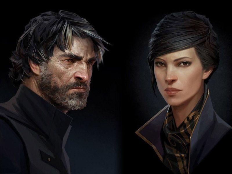 Podremos jugar como Corvo o Emily