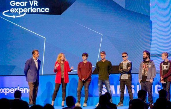 Samsung Gear VR Experience en MadFun Festival