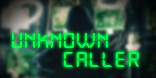 Película 'Llamada oculta' (Unknown Caller)