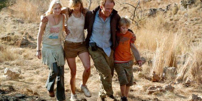 Película 'Safari' (Prey)