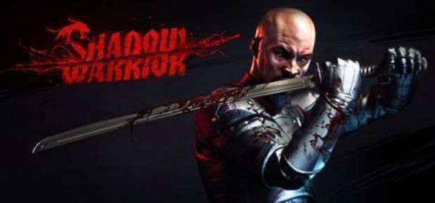 Lo Wang posa en una imágen de Shadow Warrior (2013)