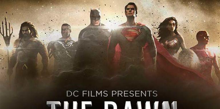 estrenos 2017 , la liga de la justicia