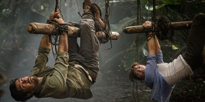COSMO presenta 'Cazadores de leyendas' (Hooten and the Lady)