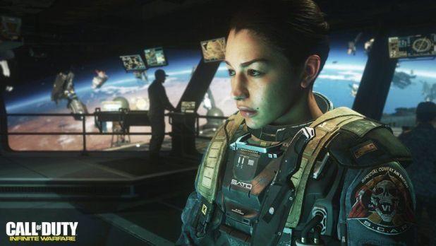 El juego está lleno de personajes bien definidos, como Salter.