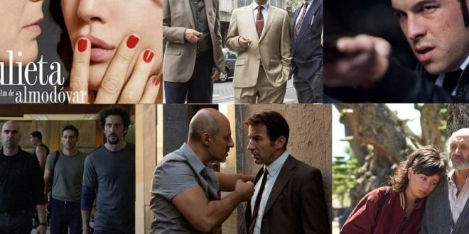 El fabuloso 2016 del cine español