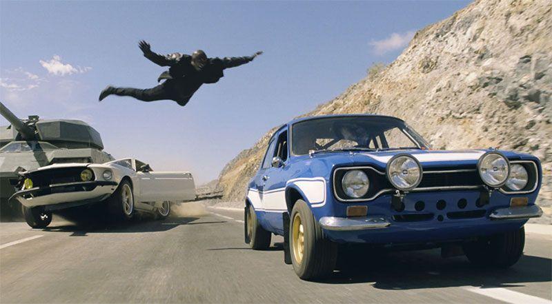 Fast and Furious 8 - Películas