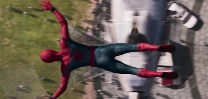 Spiderman: Homecoming - Películas