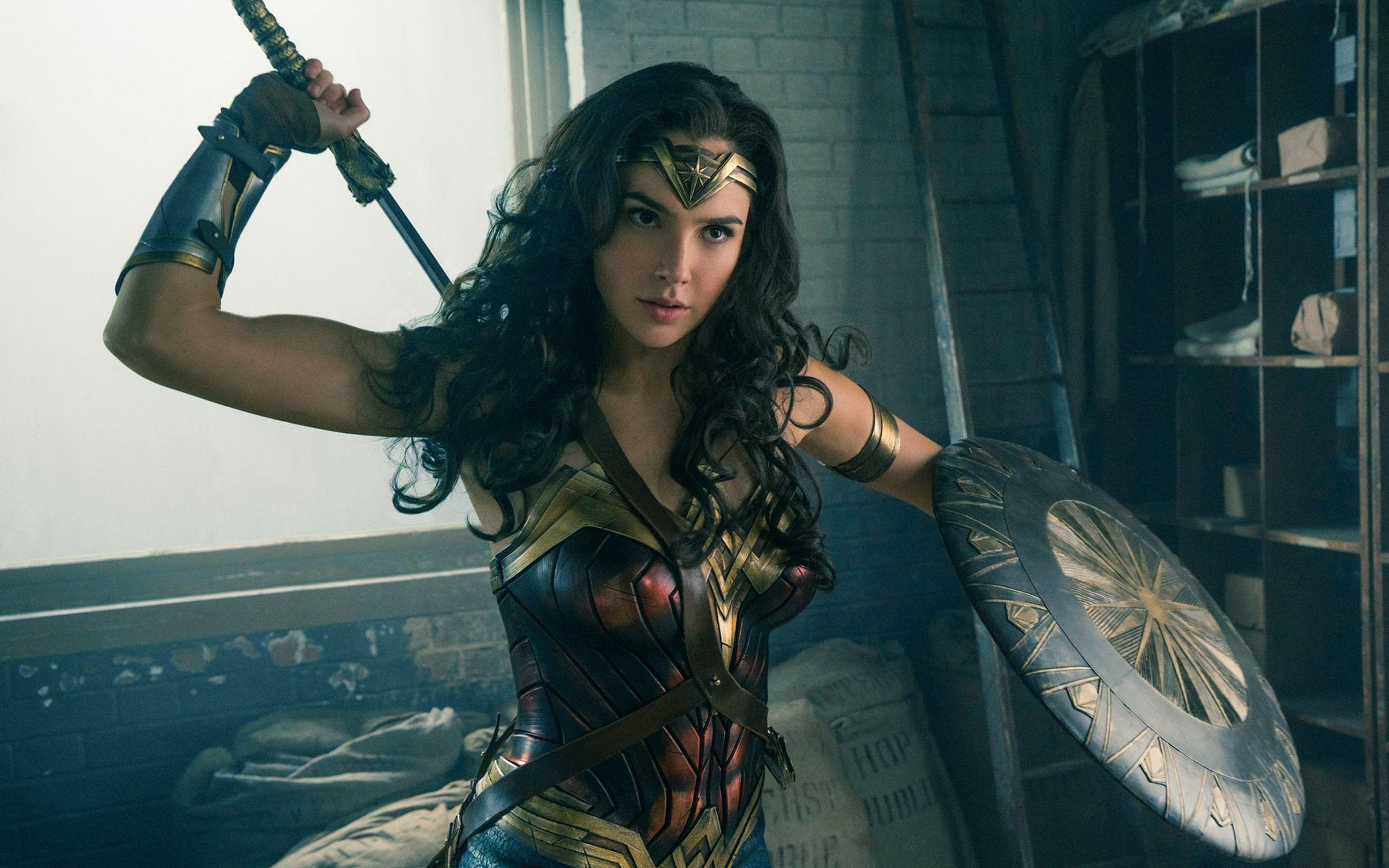 Wonder Woman - Películas