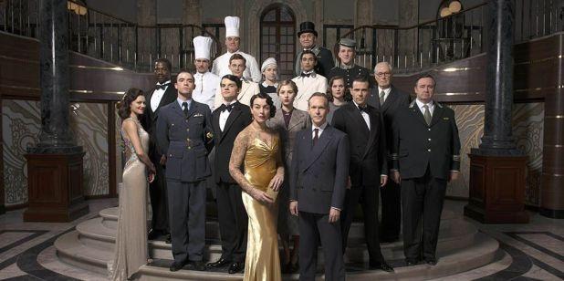 Crítica de la serie 'The Halcyon' (ITV)
