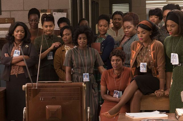 'Figuras Ocultas' afroamericanas calculadoras Taraji P. Henson, Octavia Spencer y Mary Jackson