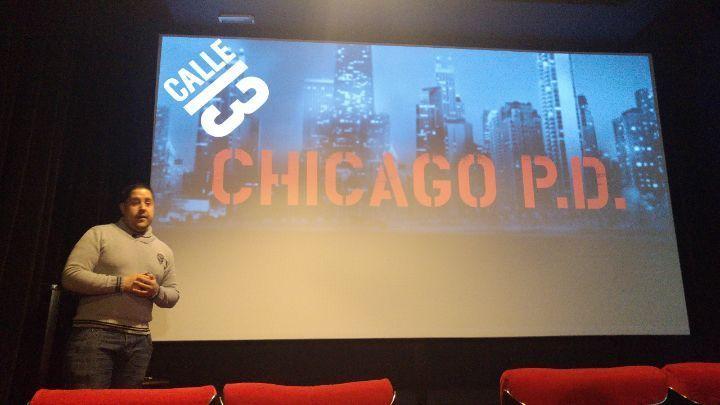 'Chicago P.D.' David Garcia